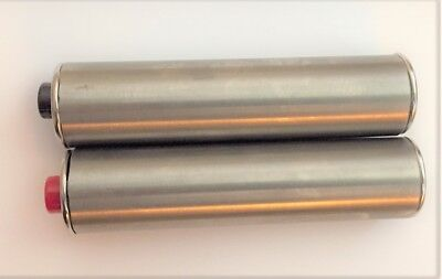Rife Machine Frequency Stainless Steel Hand Cylinders for GB4000 Energy Wellness