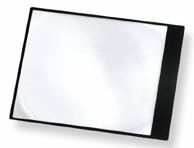 Carson MagniSheet Flexible 2x Fresnel Page Magnifier