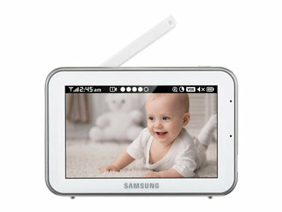 Samsung SEW-3043WND 2CAM - Wisenet BrightVIEW Baby Video Monitor SEW-3043w 3043