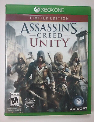 Assassin's Creed: Unity Xbox One Game