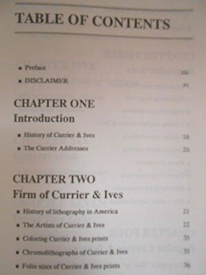 CURRIER'S PRICE GUIDE TO CURRIER & IVES PRINTS: CURRENT AVERAGE By Robert Kipp