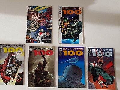 Dark Horse Presents #100 (0,1-5 Set) 1995 1St Print Read Once And Put Away