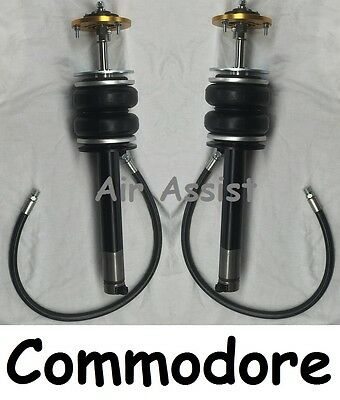 BOSS FRONT Air Bag over struts Suspension kit - Holden Commodore & Statesman New