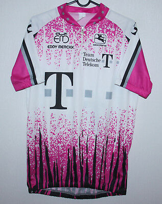 T-MOBILE TEAM CYCLING team shirt jersey Size L - £11.99  e9dd7e69c