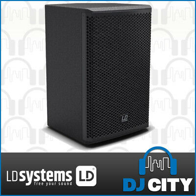 LD Systems LDMIX102G3 Passive 10-Inch PA Speaker Stage DJ Live W/ Mixer built in