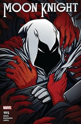 Moon Knight #195 (2018) Marvel Comics