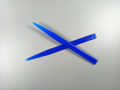 Dental Spatula mixing glass ionomer cement adhesives pharmaceutical Plastic *10