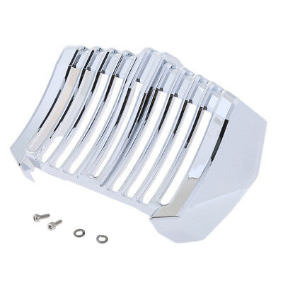 Front Plated Engine Oil Cooler Cover Trim for Harley Touring Street Glide 17