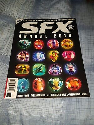 Sfx Annual 2019 Magazine Is New Condition!!!