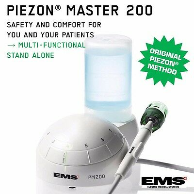 EMS PIEZON MASTER 200 Scaler Handpiece External Power Supply MULTI-FUNCTIONAL