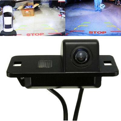 170° Car Reversing Parking Camera Rear View Cam CCD For BMW E46s E38 E39