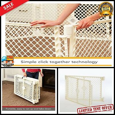 gate portable play yard create freestanding for baby safe indoors outdoors rooms