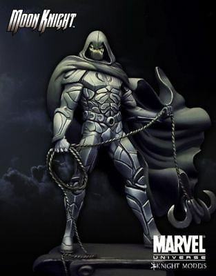 MOON KNIGHT | Knight Models | Metal and Resin Model Kit | 70mm