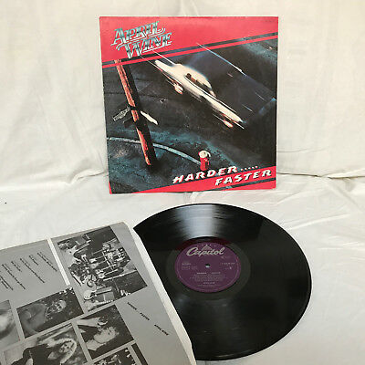 Lp – April Wine / Harder. . . . . Faster / Nm