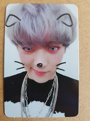 EXO CHANYEOL ALLEGRO Official PHOTOCARD [DON'T MESS UP MY TEMPO] 5th Album