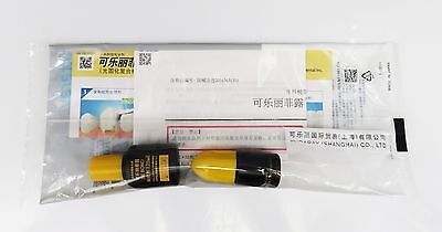 Dental Kuraray SE BOND light curing self-etching primer bonding agent adhesive