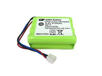 DentaPort ZX Ni-MH battery for Morita dentaport ZX Motor Handpiece Japan