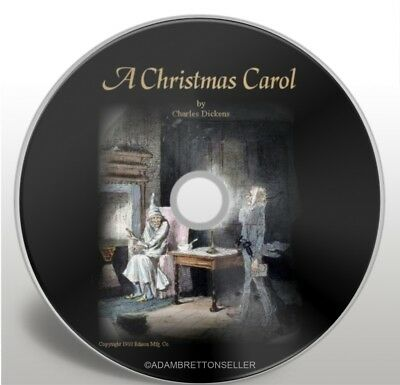 A Christmas Carol DVD (1910) - Marc McDermott, Charles Ogle, William Bechtel