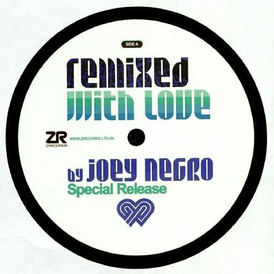 NEGRO, Joey/LONNIE LISTON SMITH/GWEN McCRAE/WARDELL PIPER - Remixed With Love