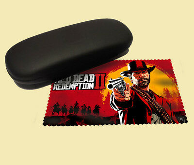 Red Dead Redemption 2 lens cloth screen wipe laptop pc glasses soft gift