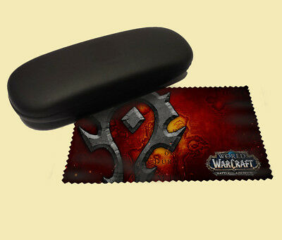 World of Warcraft lens cloth screen wipe laptop glasses soft battle for azeroth
