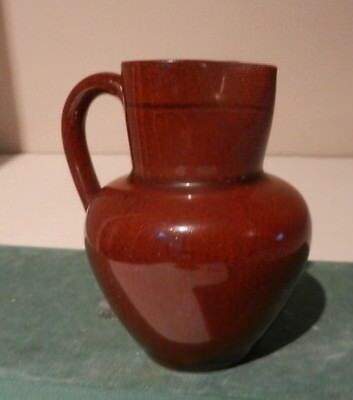 Sanderson & Young Jug by Aller Vale  pottery c1895 uncommon