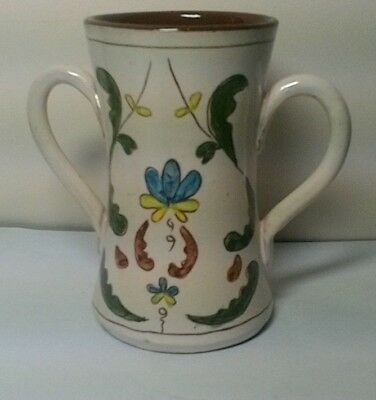 Aller Vale Exhibition 2 handled Mug by Cyril Wilson 1998
