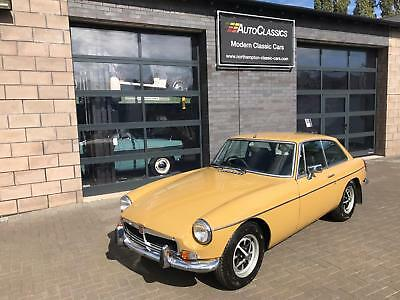 MG BGT 1972, 67,000 Miles, Manual with overdrive