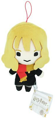 HERMIONE Granger Peluche 16cm CON LACCETTO Originale Warner Bros Harry Potter