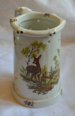Schedel Bavaria Trick Puzzle German Beer Stein With Nude Lady At Bottom