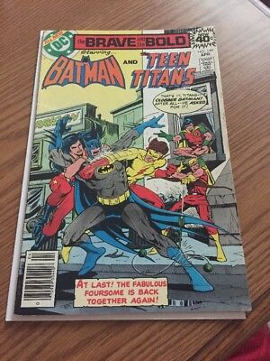 Brave and the Bold  #149 (Near Mint) Dc Comics