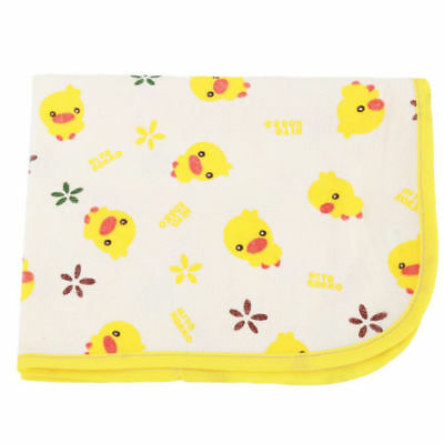 Newborn Baby Changing Pad Infant Cotton Nappy Cover Waterproof Urine Mat HS