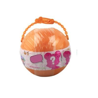 L.O.L. Surprise! lol Pearl Style 2 Unwrapping Toy Orange