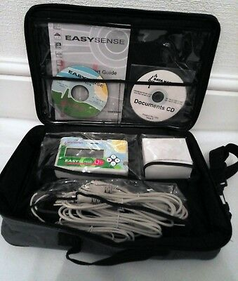 Data Harvest Easysense Q3+ Data Logger With Case & Accessories (Easy Sense)