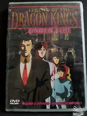 Legend of the Dragon Kings - Under Fire (DVD, 2001)