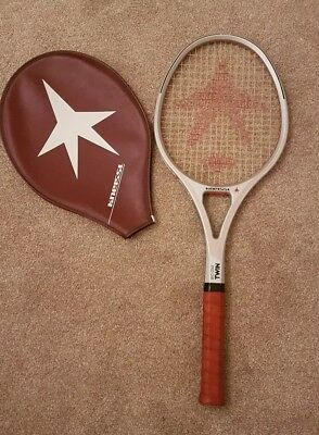 Kneissl Red Star Twin Tennis Racket & Cover