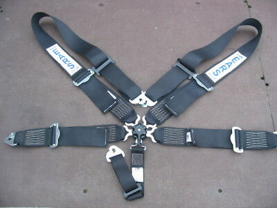 Ears/lms Racing 5-Point Harness, Like Sabelt/sparco/willans/omp/trs, Trackday.