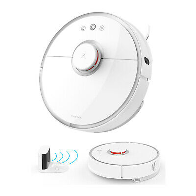 Xiaomi Mi Roborock S50 Robot Vacuum Cleaner 2nd Generation Au Version Combo Pack