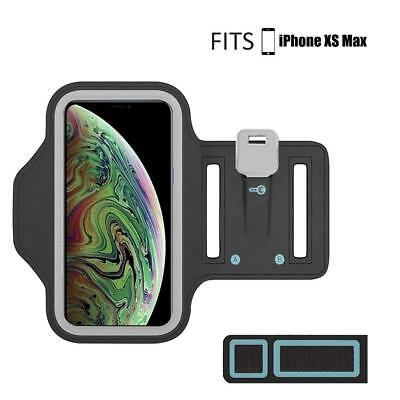 SPORTS RUNNING GYM ARMBAND STRAP CASE COVER FOR NEW iPhone XR,XS-MAX,XS -2018