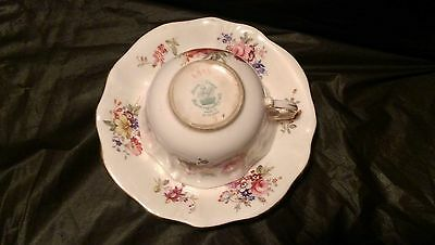 HAMMERSLEY & CO. Bone China Beautiful Tea Cup and Saucer Set Made In England