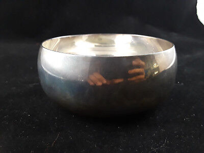Christofle Silver Plate Finger Bowl Conidment Snack Nut Dish