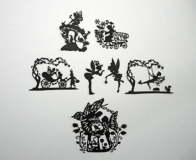 Fairy Die Cut - Pack C