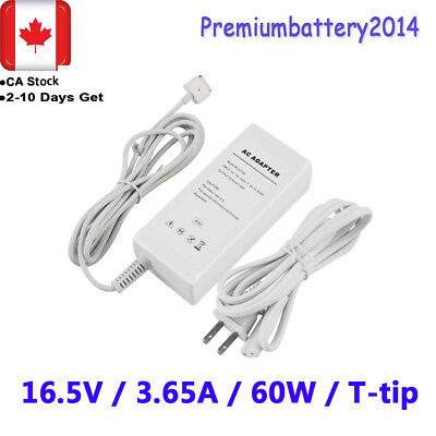 """60W For Apple MacBook Pro 13"""" AC Power Adapter Charger A1344 A1184 A1278 A1330 p"""