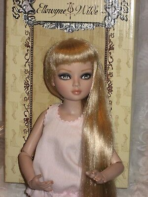 Tonner Wilde Ellowyne 'Firmly Planted' Blonde Flat-Footed in Box
