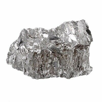 100 grams High Pure Bismuth Ingot 99.99% Bismuth Solid Particles Metal Bi Lump