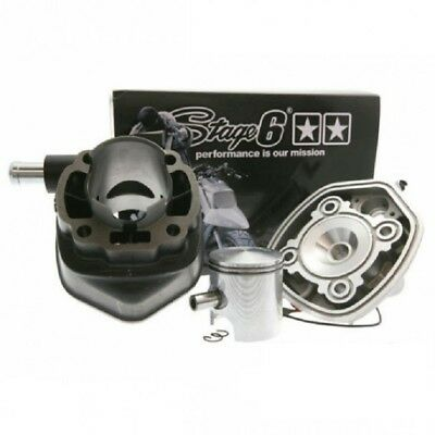 Kit cylindre STAGE6 streetrace 70 cc fonte d = 47 mm pour MINARELLI LC *NEUF*