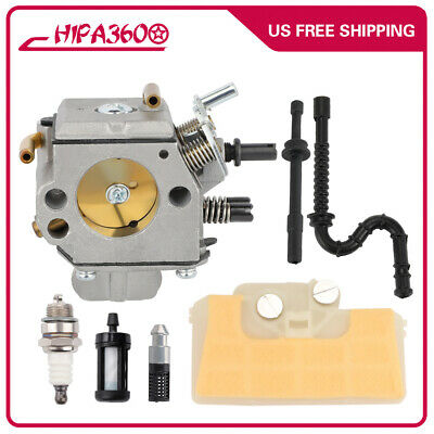 For Stihl Chainsaw models 029 039 MS290 MS310 MS390 Carburetor Carb Tune Up kit