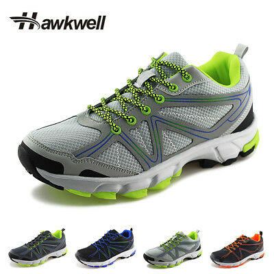Men's Hiking Shoes Outdoor Trail Trekking Running Sports Sneakers Hawkwell