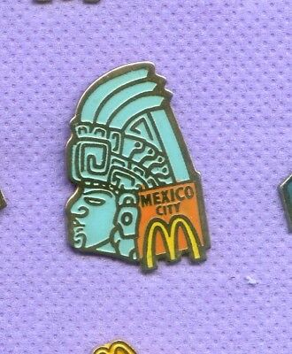 Pins  Mcdonald's  Mexico City   Da213