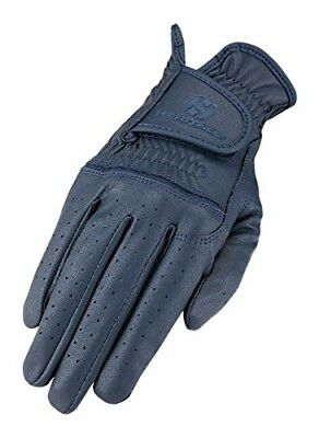 (9, Navy) - Heritage Premier Show Glove. Heritage Performance Gloves